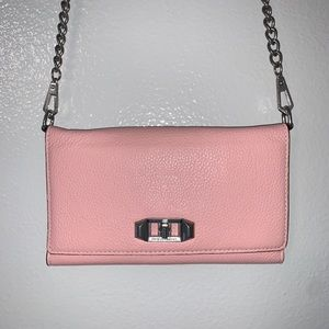 Rebecca Minkoff wallet with detachable strap